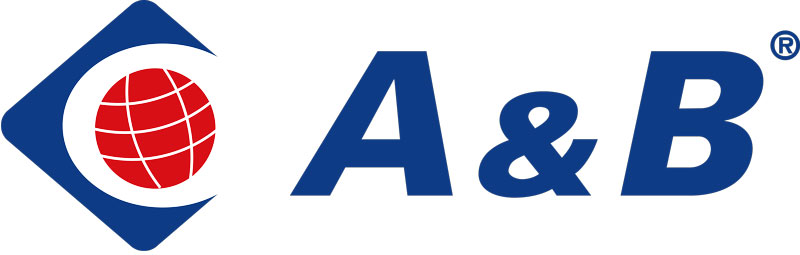 A & B GmbH Logo