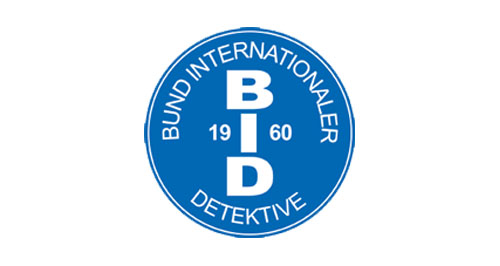 Bund Internationaler Detektive Logo